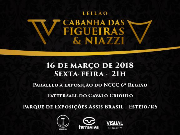 Leilão Cabanha das Figueiras e Niazzi