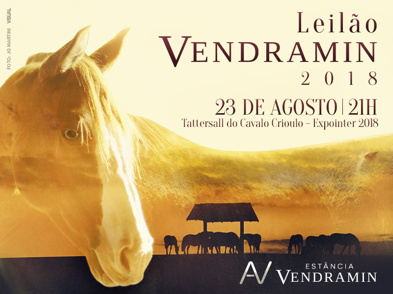 Leilão Estância Vendramin
