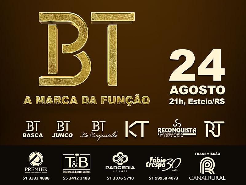 BT - A marca da função 2018