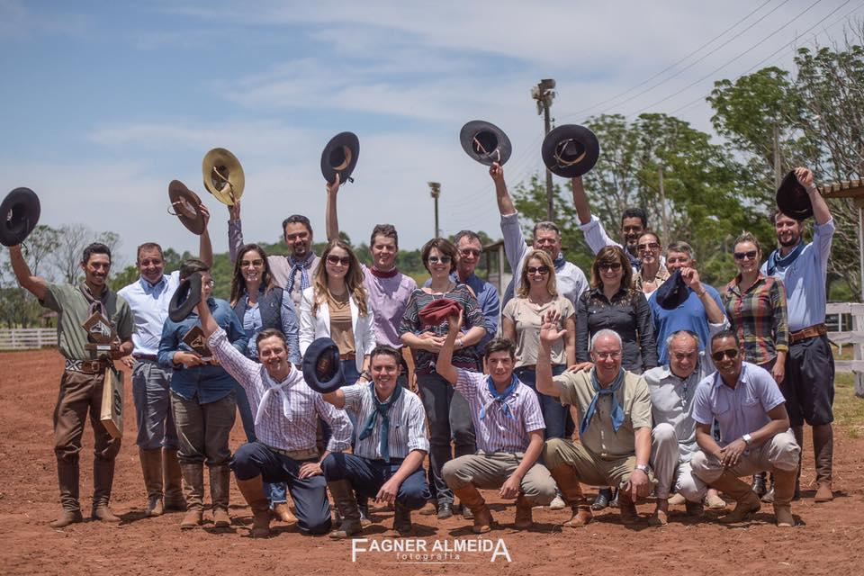 Núcleo de Criadores de Cavalos Crioulos do Planalto completou 32 anos