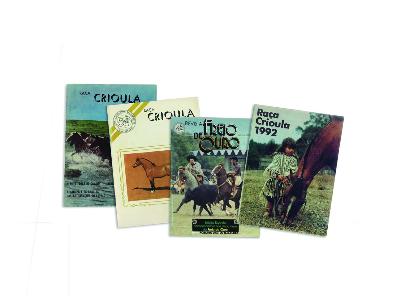 revista cavalo crioulo