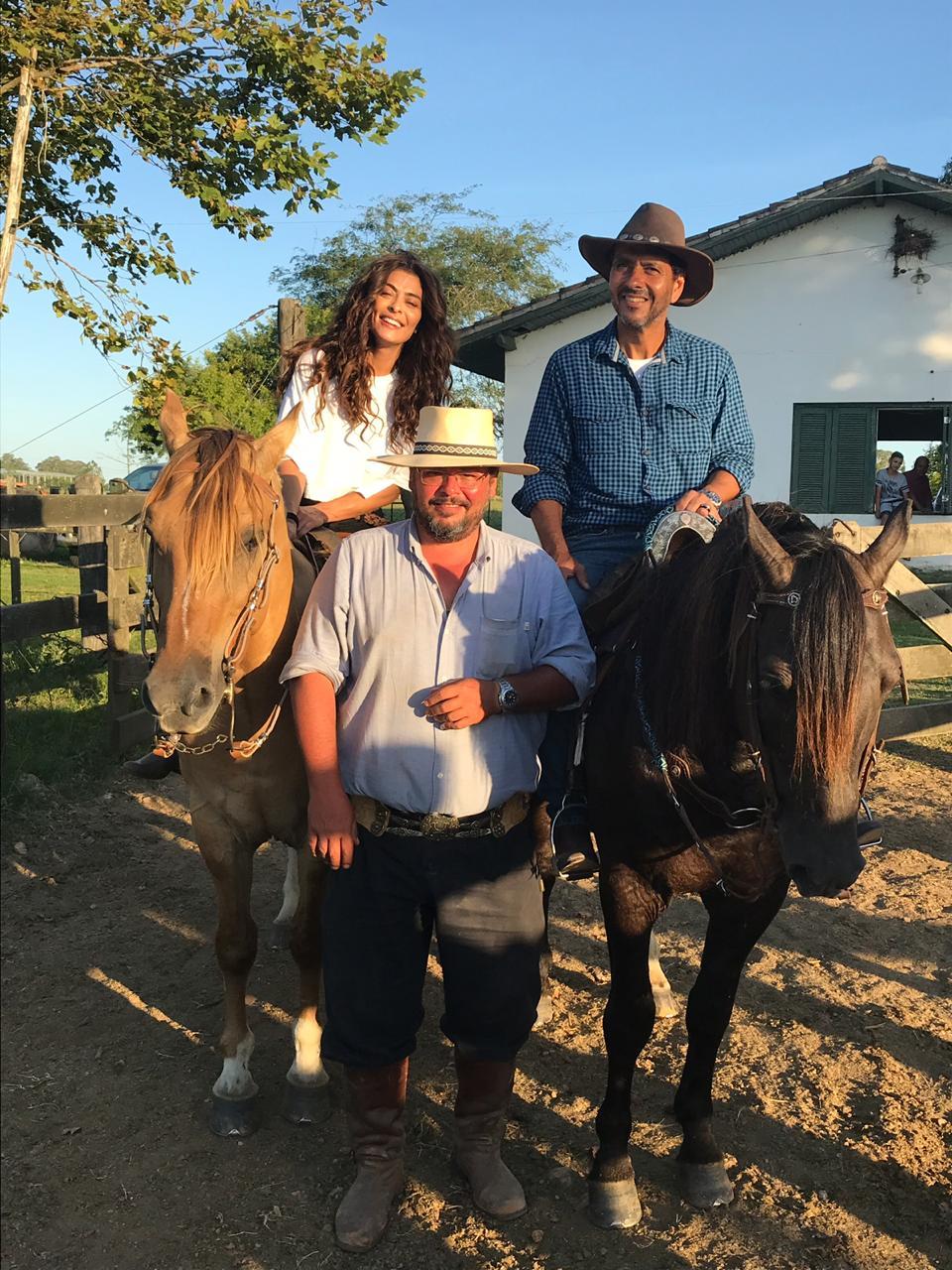 Cavalo Crioulo novamente nas telas das novelas brasileiras